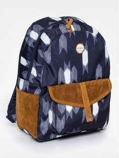 Plecak Roxy Carribean Wmn (navy) Backpack Bags 3f8f47361f8f2