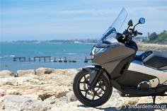 A Honda Integra 750 ao Pormenor!