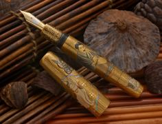 Soseki Natsume fountain pen. Luxury fountain pen commemorating I am a Cat