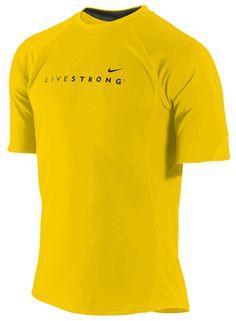 Nike Men's LIVESTRONG Dri-Fit Shirt