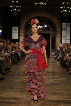 Traje de Flamenca - Pol-Nunez - We-Love-Flamenco-2016