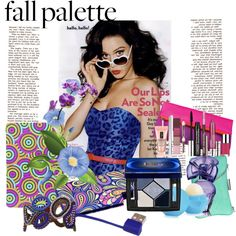 """Fall Voguette"" by doralicia on Polyvore"