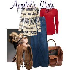 Winter (:apostolic style
