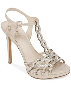 Vince Camuto Christina Platform Evening Sandals - Evening & Bridal - Shoes - Macy's