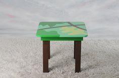 NEW  iChart Safari Kids Table by ichart on Etsy