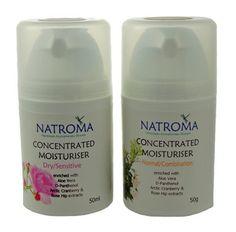 Natroma Natural Moisturiser for Dry/Sensitive Skin