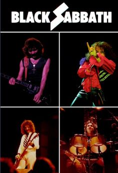 Black Sabbath...