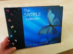 New catalogue of stand out cards