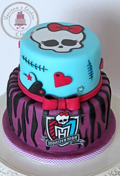 Monster High  - Cake by Tynka