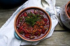 Tutta la Vita - Nourishing Lentil Borscht