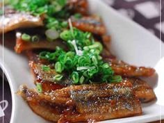 秋刀魚の生姜焼き♡の画像