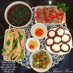 Banting Recipes, Vietnamese Cuisine, Cafe Food, Daily Meals, Fresh Rolls, I Foods, Grain Free, Meal Planning, Paleo