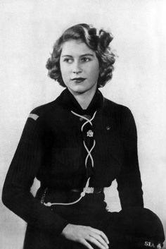 1943-September.  Princess Elizabeth.