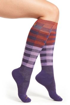 'Slopestyle-PhD(R)' Knee Socks