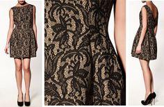 Zara Lace Tulip Dress