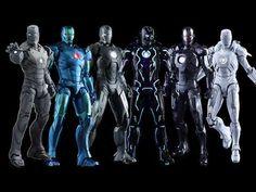 Iron Man Mk 4 Neon Tech/Tron Hot Toys MMS 485 D24 Diecast 2018 SDCC Toy ... Hot Toys Iron Man, Male Figure, Diecast, Action Figures, Scale, Batman, Tech, Marvel, Superhero