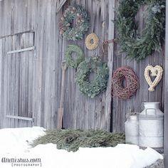 I just need a barn...