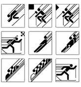 The pictograms of Sarajevo 1984