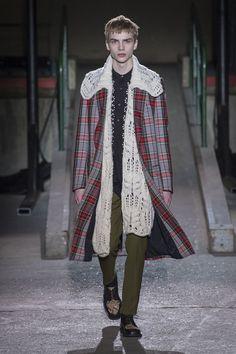 Dries Van Noten Autumn/Winter 2018 Menswear   British Vogue