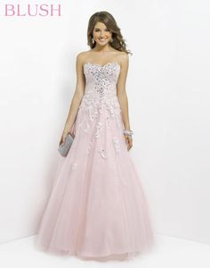 Pink by Blush Prom - 5329