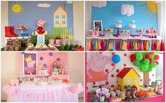 Celebra una fiesta de cumpleaños Peppa Pig a lo grande