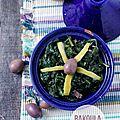 {bakoula} salade marocaine