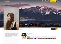 Social Media Design | We Love Free PSD
