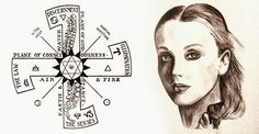 The Woman Behind Hitler's Flying Saucers | Maria Orsic [Orschitsch], the Vril Society and Aldebaran | Galactic Connection