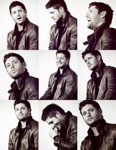 The world needs more Jensen. (Yes, yes it does.)