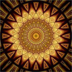 Poster 70 x 70 cm: Mandala Weisheit von Christine Bässler - hochwertiger Kunstdruck, neues Kunstposter Christine Bässler http://www.amazon.de/dp/B00EF47FN2/ref=cm_sw_r_pi_dp_-GXvub009XA97