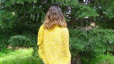 Spring shawl!
