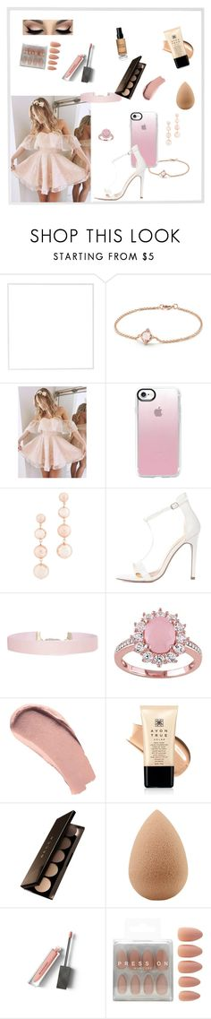 """""""homecoming"""" by designlover5 ❤ liked on Polyvore featuring Menu, David Yurman, Casetify, Rebecca Minkoff, Humble Chic, Burberry, Avon, Becca, beautyblender and Forever 21"""
