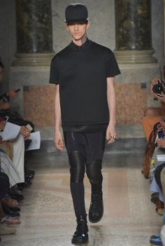 Les Hommes Men's ready to rear Spring 2016