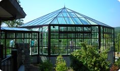 Residential Greenhouses   Sharon Visitor Center Commercial Greenhouse