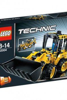 Lego-Technic-42004-Mini-Baggerlader-0-5