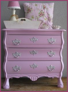 Image result for shabby chic pink painted chair