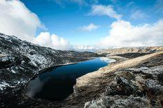 Dagala Thousand Lakes Trek – 10days/9nights. Bhutan lake.