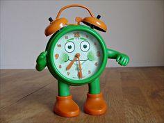10 EUR Vintage Wecker Uhr