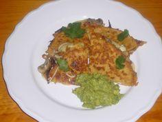 Mushroom & Goat Cheese Quesadillas