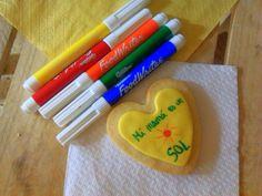 #Galletas de #mantequilla y #fondant personalizadas para el Día de la Madre