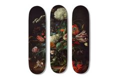 boom art  Barock Skate- und Surfboards