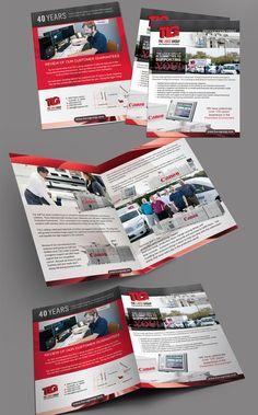 TLG Production Brochure by d design