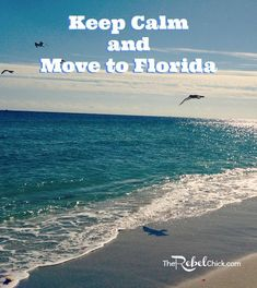 10 Reasons to Move to Florida!