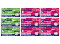 CulturedCare Oral Probiotic Blis-K12, 9 Packs Gum x 8 pieces