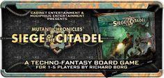 Calabozo Criollo: Fantasy Flight Games Co-Publicara Asedio a la cita...