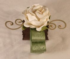 Rose Napkin Rings - May Arts Wholesale Ribbon Company