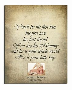 16X20 Vintage baby boy canvas gallery wrap by ikandiphotography, $80.00  Can someone buy this for me for Mother's Day!?!