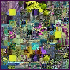 collage #quilt #colorful #collage