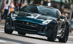 jaguar f type fast 8