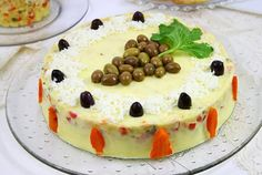 You will find here various recipes mainly traditional Romanian and Mediterranean, but also from all around the world. Romanian Food, Romanian Recipes, Cata, Food Design, Panna Cotta, Cheesecake, Cooking Recipes, Pudding, Ethnic Recipes